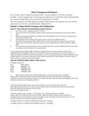 Bios140 w2 ilab3 worksheet 1