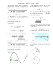 HW #8-solutions