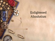 Enlightened Absolutism