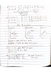 Discussion - Matrices
