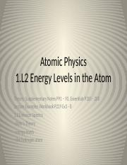 1.L2_Energy Levels in thev Atom (1).pptx