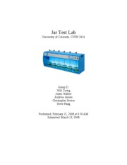 Jar Test Lab(3)