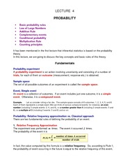 LECTURE_4_Probability