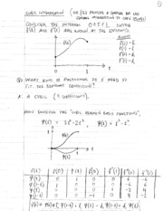 Lecture Notes 1 Interpolation