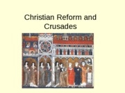 Christian%20Reform%20and%20Crusades