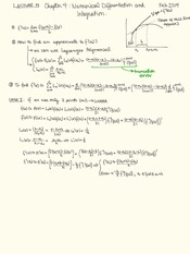 MECH 242 Lecture 14 Notes