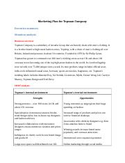 Social marketing plan for Topman Company.docx