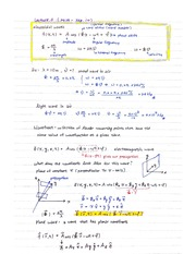 EECE 364 2014F Lecture 3 & 4