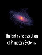 Lecture 8-Formation of the Solar System.pdf