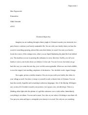 Vietnam Research Paper