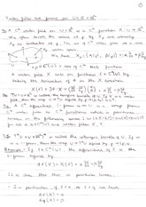 C Vector Fields Notes