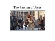 The Passion of Jesus.fall07