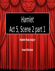 Hamlet Final Project.pptx
