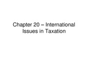 20_International_Issues_in_Taxation