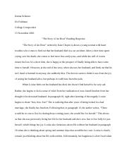 Literature Analysis - College Composition.docx