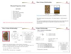 Lecture 20-Physical properties of soil-Handouts