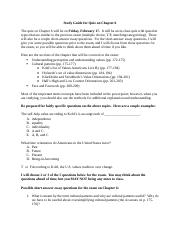 Study Guide for Quiz on Chapter 6 (1)