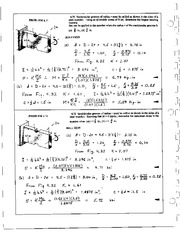 348_Mechanics Homework Mechanics of Materials Solution