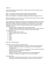 Biology Chapter 10 Study Guide