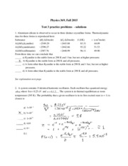 Phys 369 2015 test 3 practice questions solutions