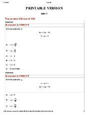 MATH 2303 : Concepts in Algebra - UH - Course Hero