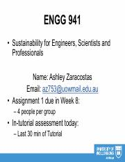 ENGG941 tutorial Week 2 Solutions ppt