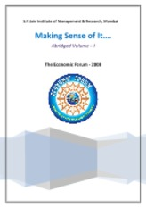 Making Sense of it_Indian Context