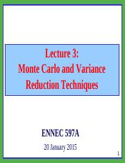 Lecture_3_Variance_Reduction_Methods