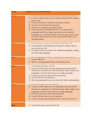 *Blog Instructions* ~ Rubric for Grading Blogs