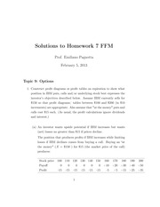 Solutions to HW7