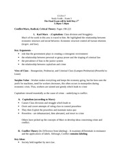 CCJ 3117 - Exam 3 Study Guide
