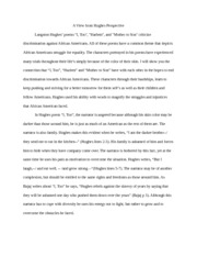 Essay Of Science  Pages Eng  Rough Draft Essay  Examples Of English Essays also What Is A Thesis Statement In An Essay Eng  Rough Draft Essay   A View From Hughes Perspective  Argumentative Essay Topics On Health