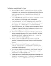 chapter 3 The Baldrige Criteria and Deming's 14 Points