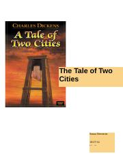 book report tale  of two cities.docx