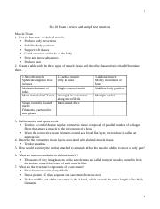 Bio 18 exam 2 review and sample questions.doc