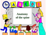 18 - Anatomy of The Spine - D3
