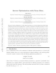 ieor265_lec25_Inverse_Optimization_with_Noisy_Data.pdf