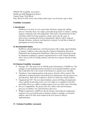 Assignment 4 Business Case