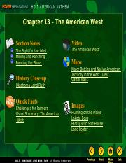 Topic1-TheAmericanWest.ppt