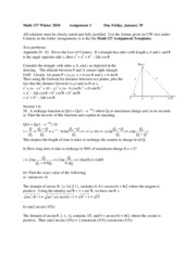 Math_137_Winter_2010_Solution_3