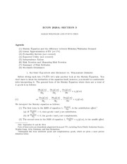 Ec2020a Fall 2014 Section 3 Notes