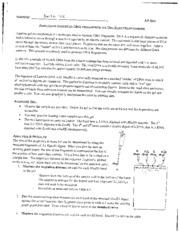 ap lab 6 essay gel electrophoresis Molecular genetics & dna technology essential questions: 1 practice essay: gel electrophoresis ap lab: -molecular biology lab part b: gel electrophoresis.