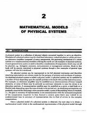Mathematical Modelling of Physical Systems.pdf