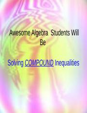 compound inequalities.ppt