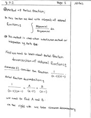9.2 Methods of Partial Functions