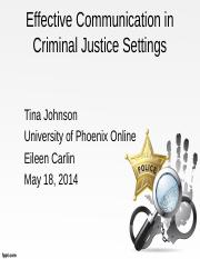 Effective Communication in Criminal Justice Settings.pptx