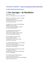 Charles Baudelaire « Une charogne ».docx