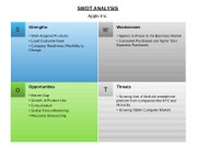 Apple Inc SWOT Analysis