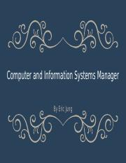 Computer and Information Systems Manager.pptx