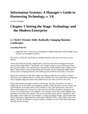 OIM -210 - Information Systems Chapters 1-3.doc
